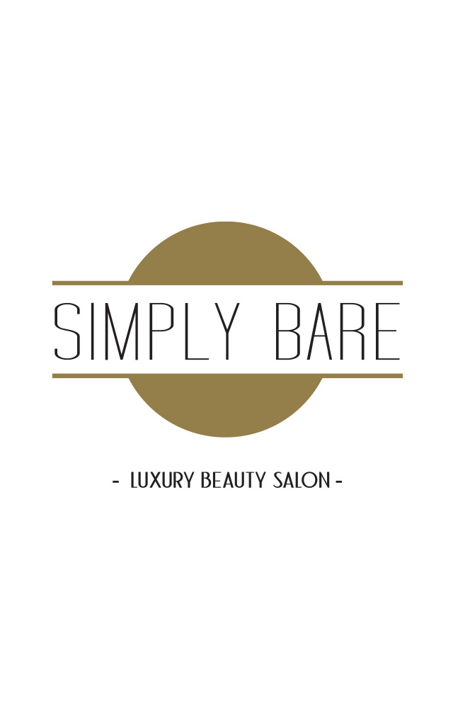 Logo design for luxury beauty salon, for Simply Wellness Cardiff