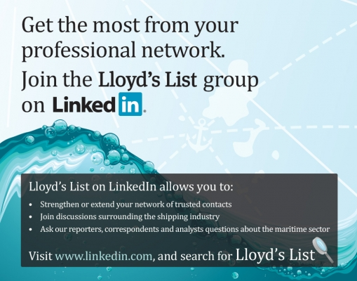 Follow us on Twitter and LinkedIn