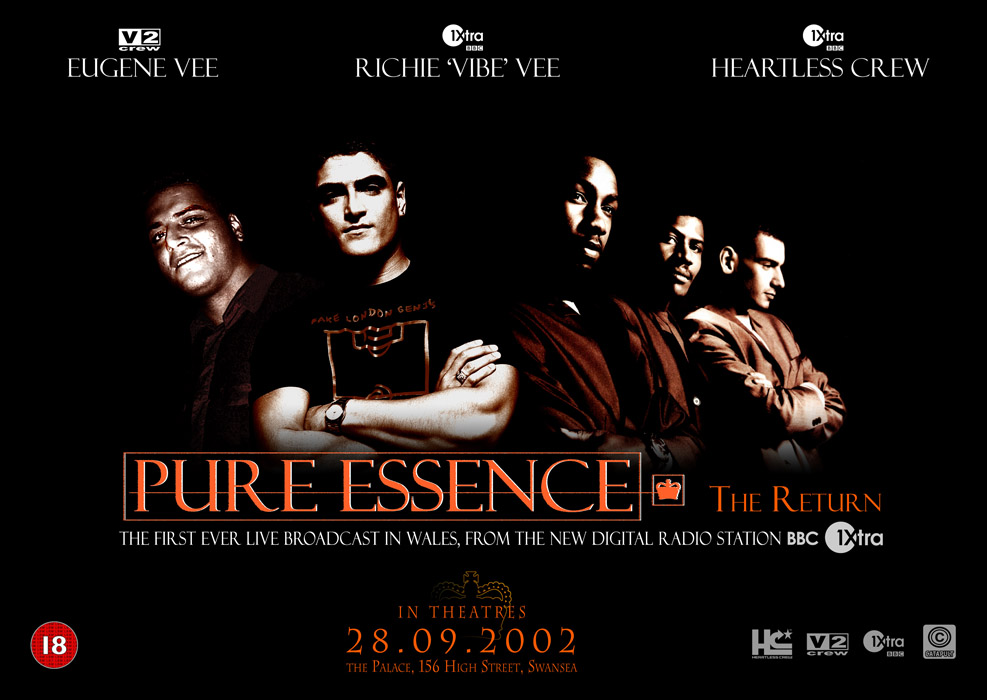 Club event, The Return, for Pure Essence