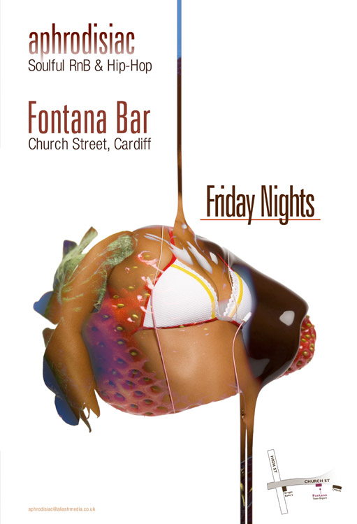 Funky House nightclub, for Fontana Bar