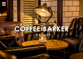 Coffee Barker Website