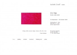 Isabelle Graeff Website
