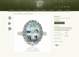 Jonathan David Jewellers Website