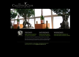The Calcutta Club † Website